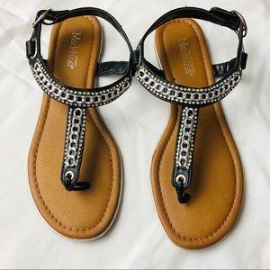 Madeline Stuart sandals 6 1/2 M